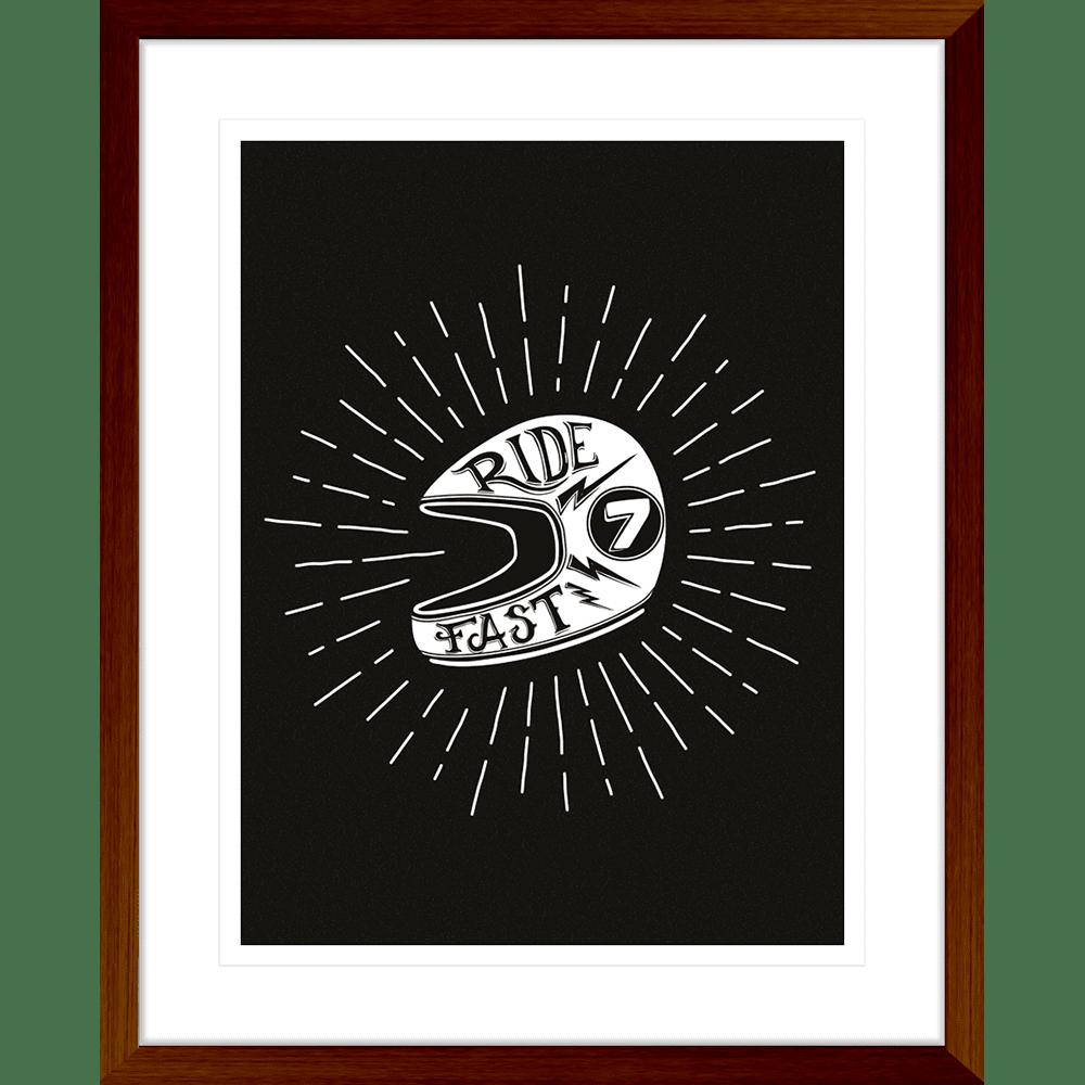 Adventure Awaits 02 - Framed Art Print