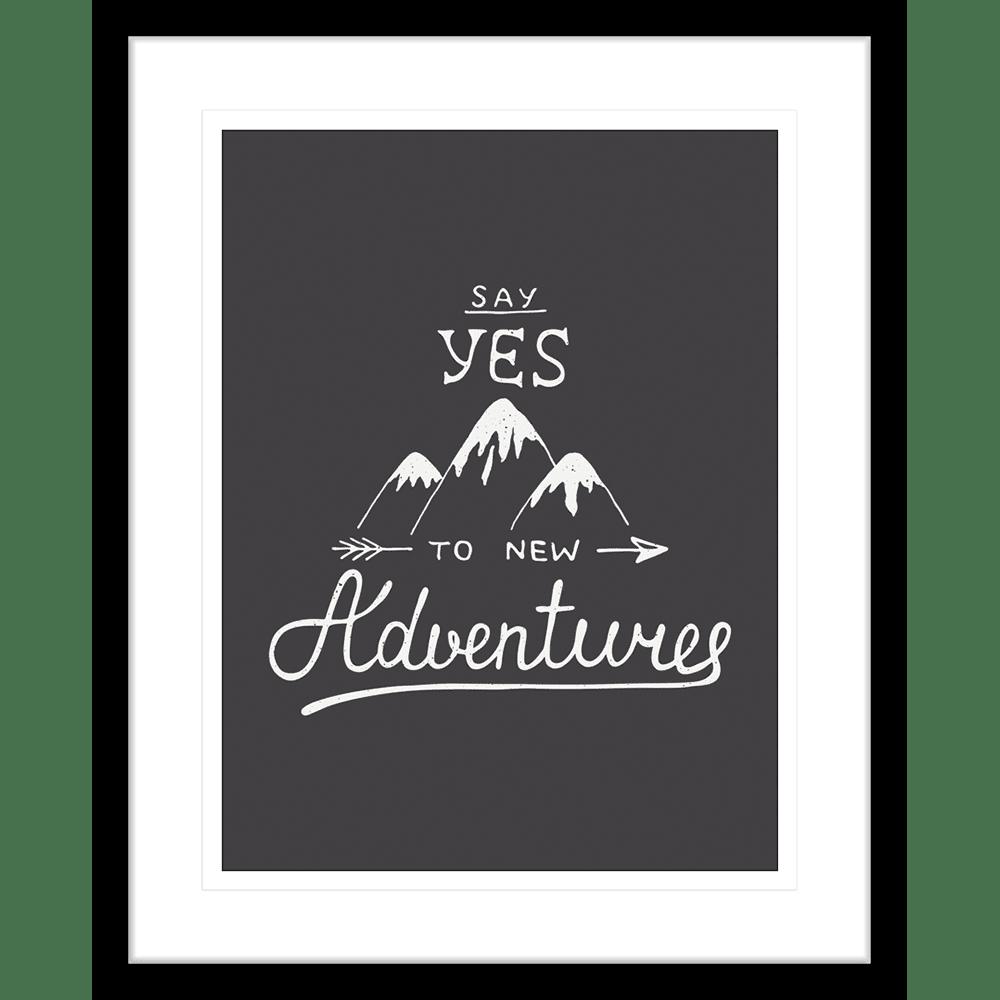 Adventure Awaits | Framed Art | Wall Art Gold Coast | Wallpaper | Innovate Interiors