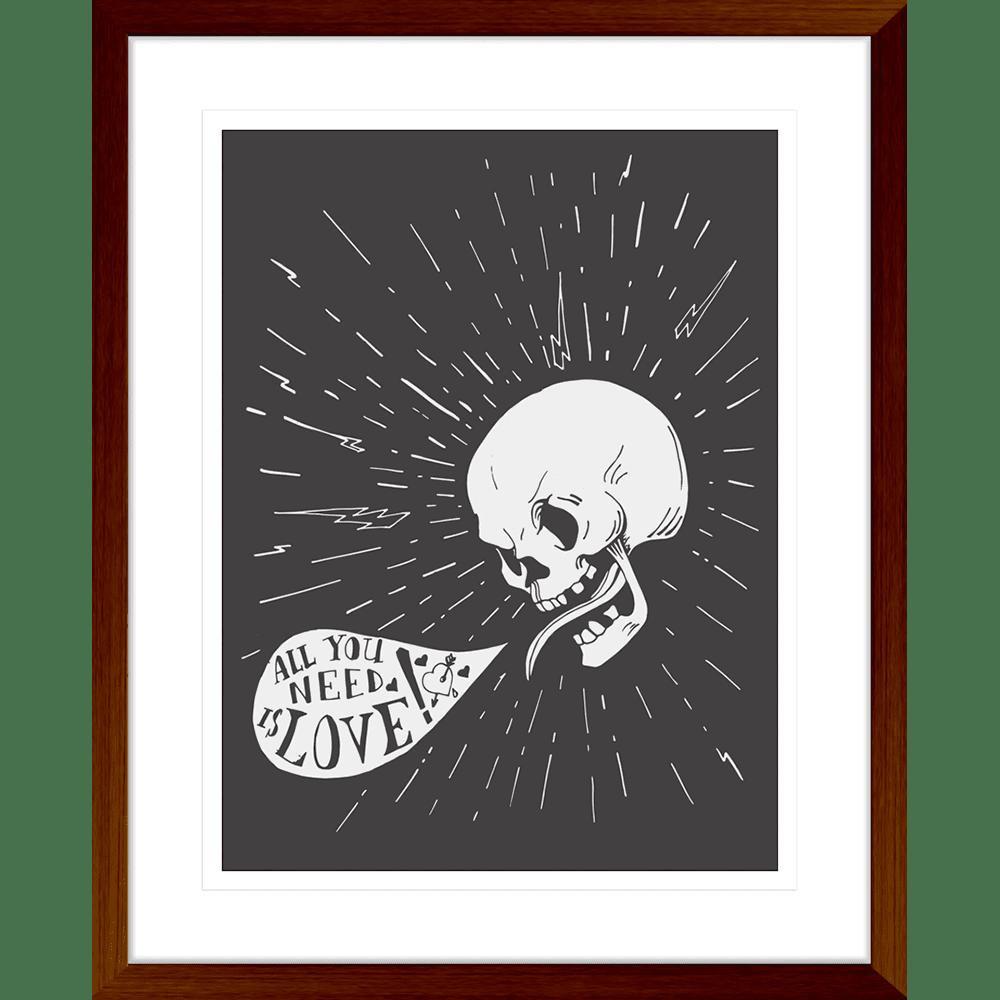 Adventure Awaits 04 - Framed Art Print