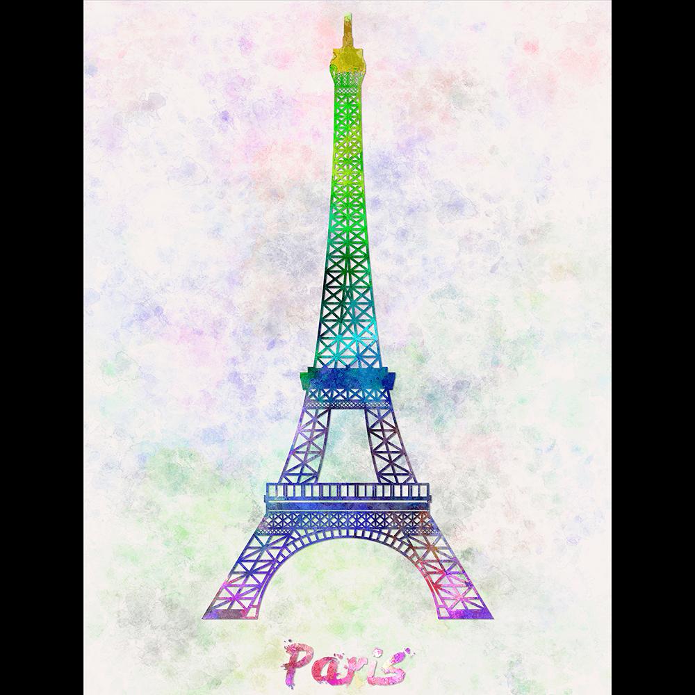 Bonjour-Paris-Collection-02-Canvas-and-Paper-Print-BON02