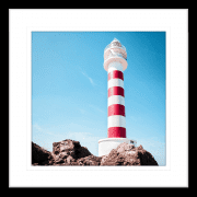 By-the-Seaside-Collection-01-Framed-Art-Print-BTS01-Blk
