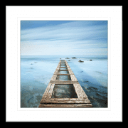 By-the-Seaside-Collection-07-Framed-Art-Print-BTS07-Blk