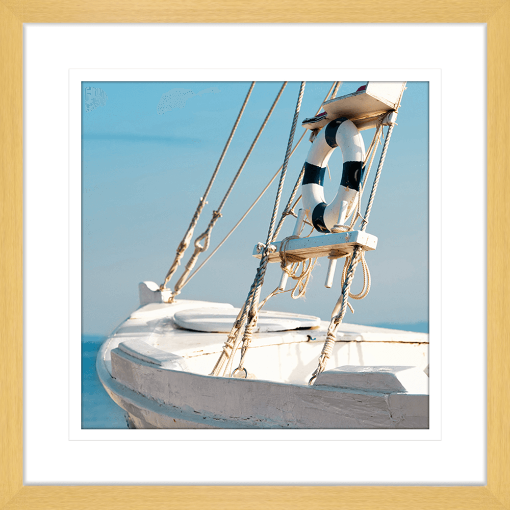 By-the-Seaside-Collection-08-Framed-Art-Print-BTS08-Oak