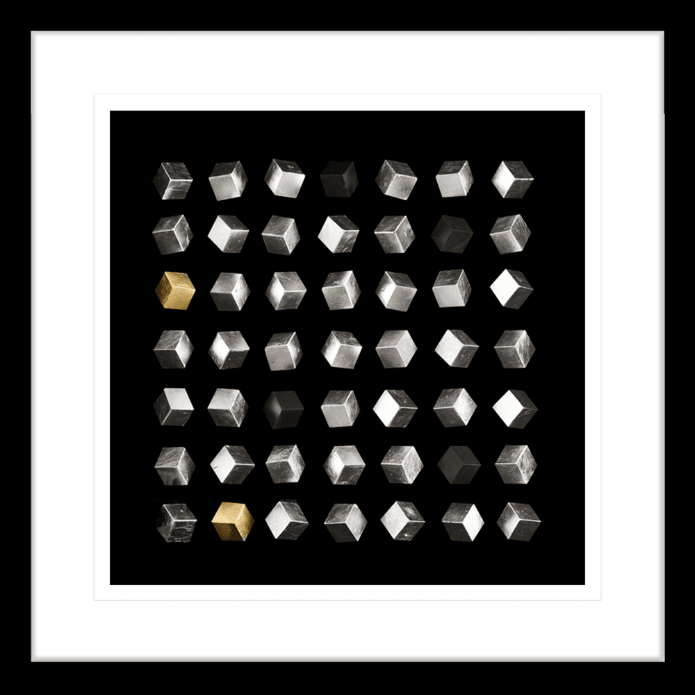 Classic Metallics | Framed Art | Wall Art Gold Coast | Wallpaper | Innovate Interiors