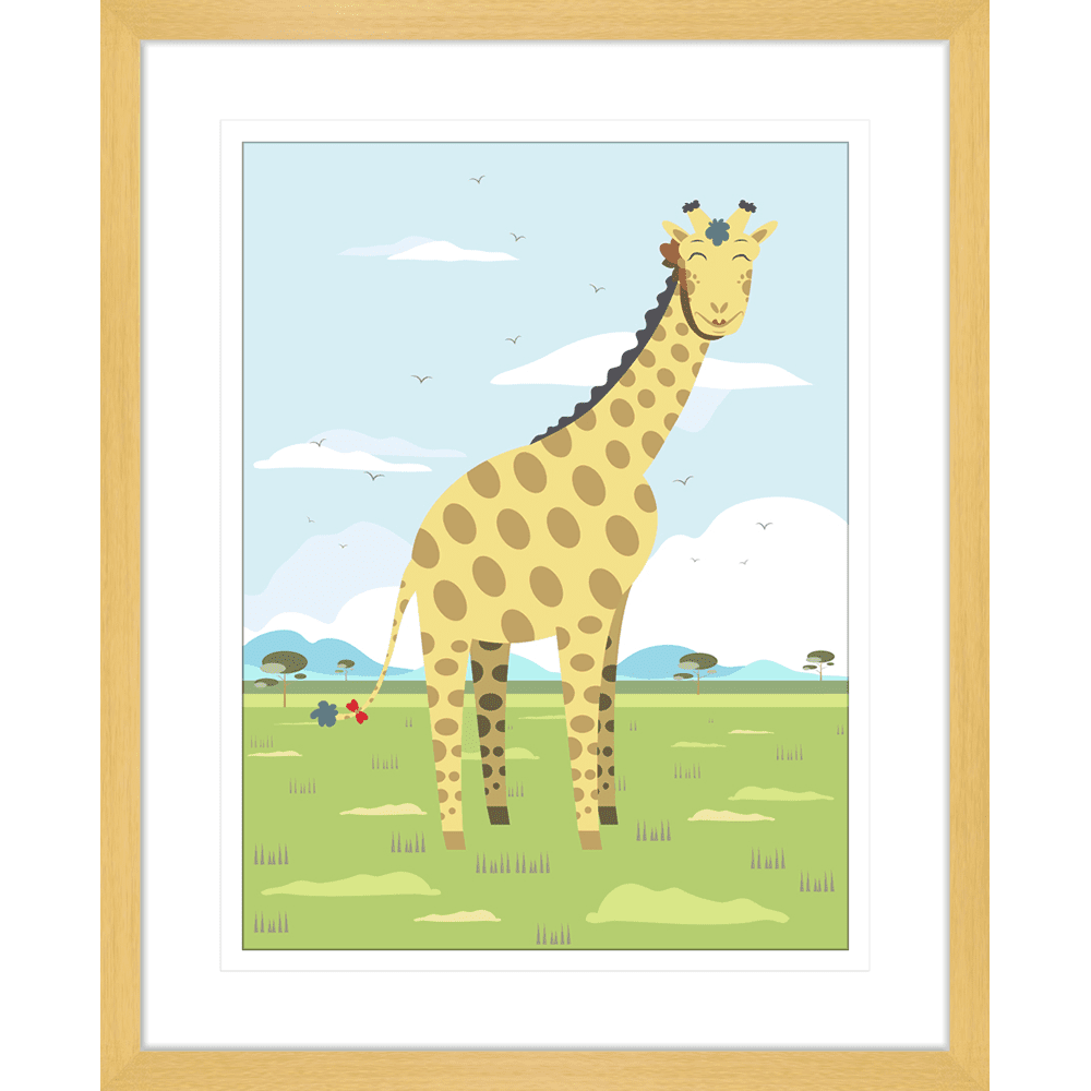 Curious Critters | Framed Art | Wall Art Gold Coast | Wallpaper | Innovate Interiors