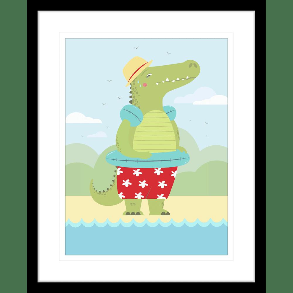 Curious Critters | Framed Art | Wall Art Gold Coast | Wallpaper | Innovate Interiors
