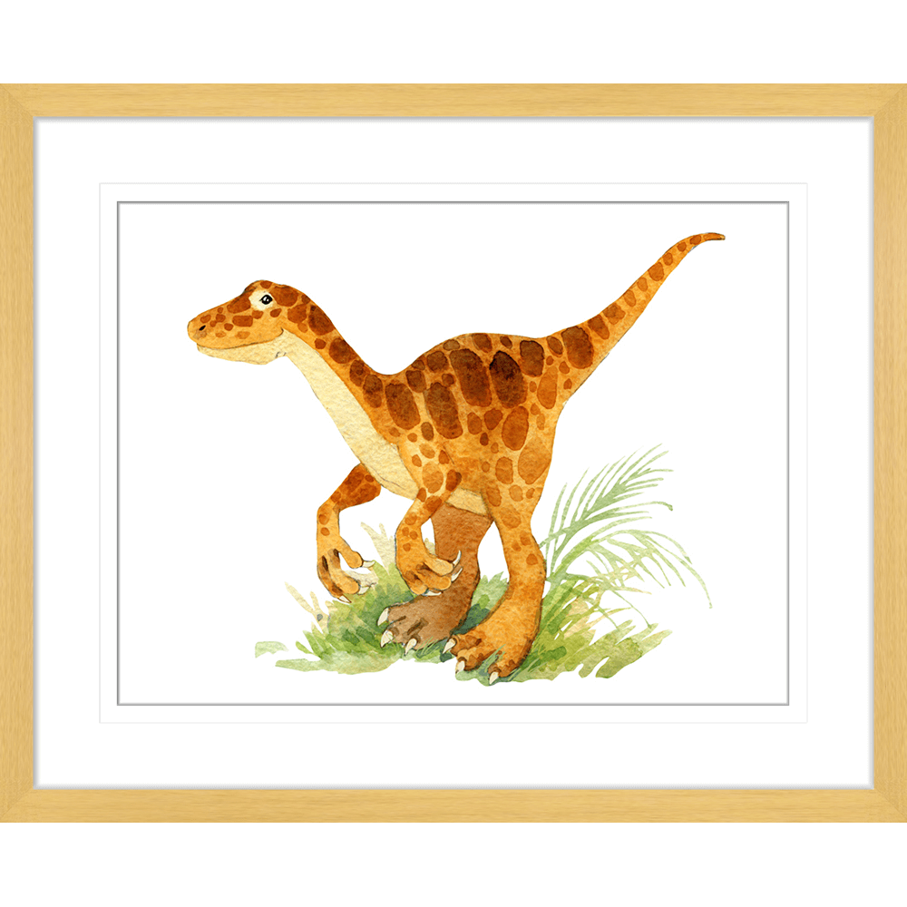 Dino Tales | Framed Art | Wall Art Gold Coast | Wallpaper | Innovate Interiors