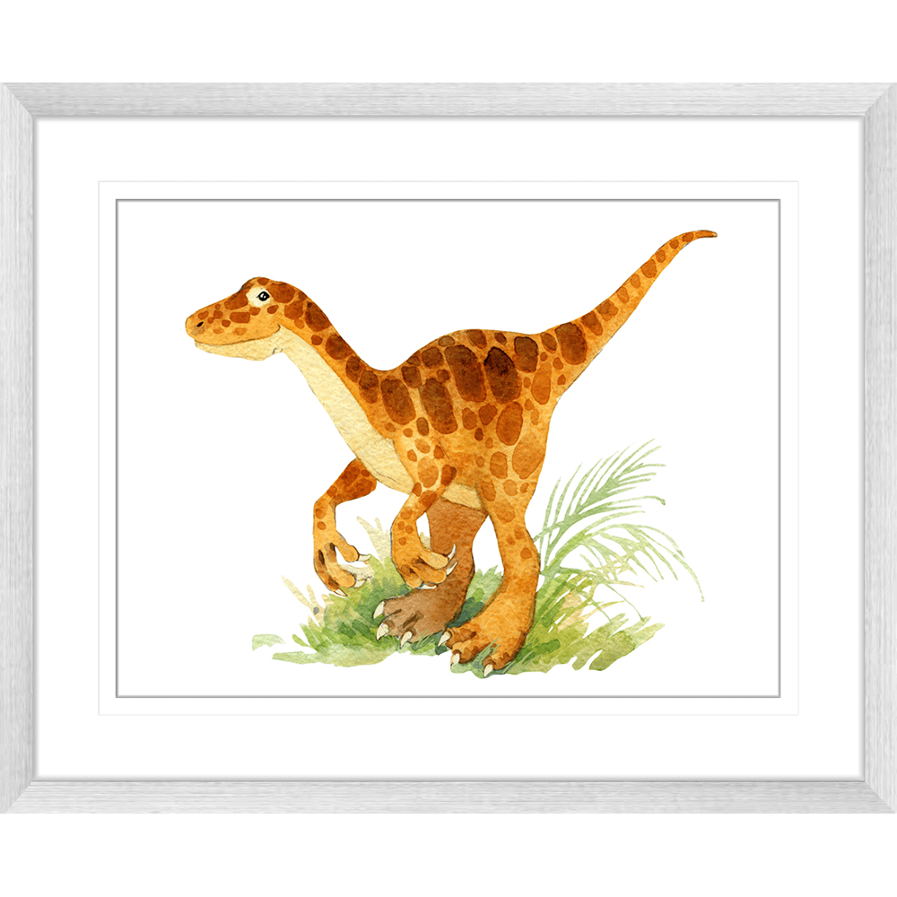 Dino Tales | Framed Art | Wall Art Gold Coast | Wallpaper | Innovate Interiors