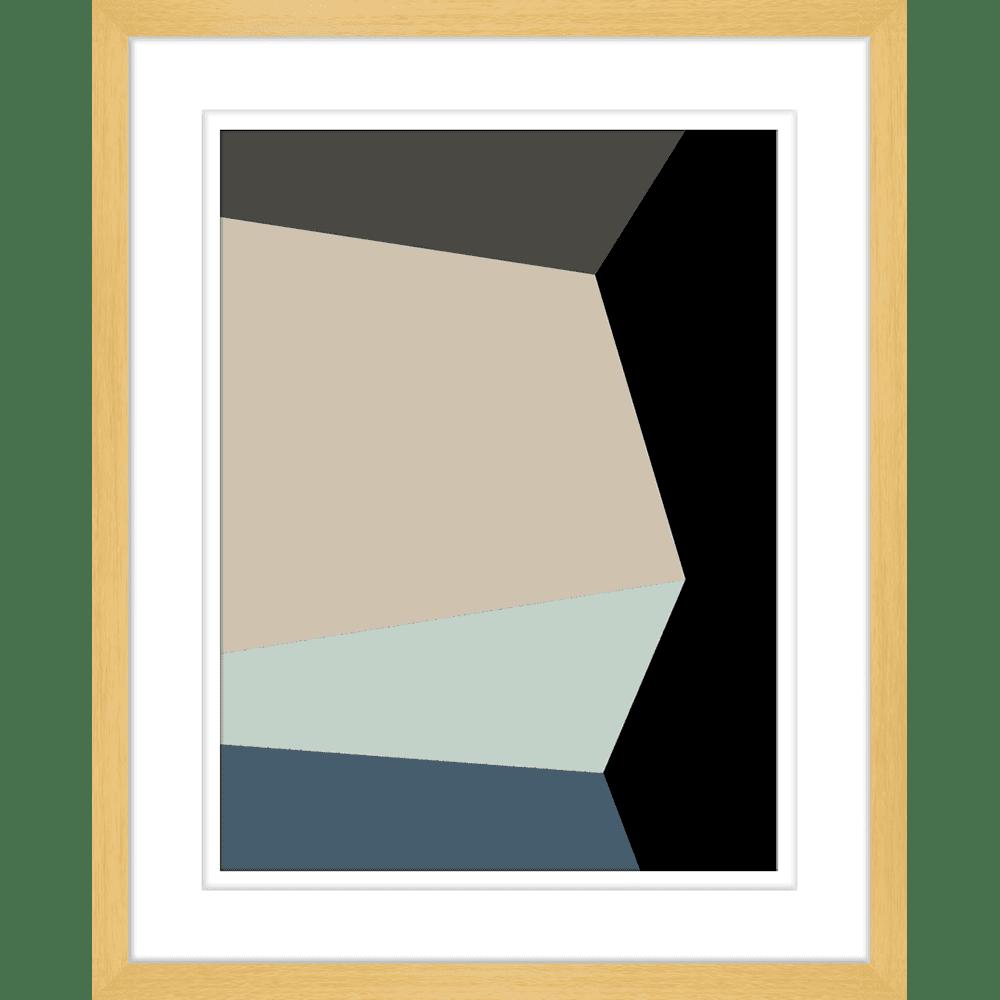 Geometric Abstracts | Framed Art | Wall Art Gold Coast | Wallpaper | Innovate Interiors