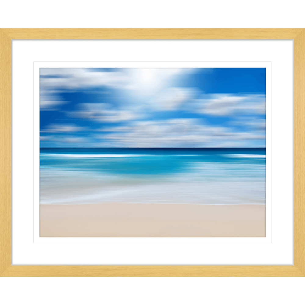 Motion in the Ocean | Framed Art | Wall Art Gold Coast | Wallpaper | Innovate Interiors