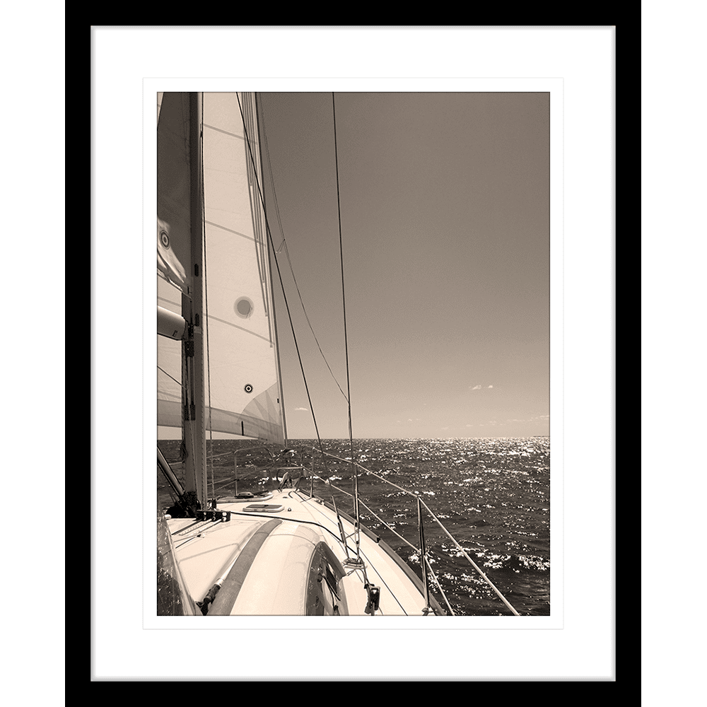 Sail | Framed Art | Wall Art Gold Coast | Wallpaper | Innovate Interiors