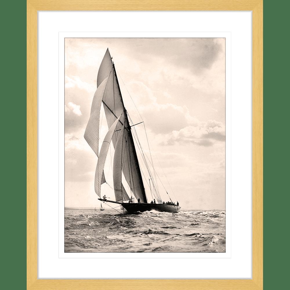 Sail | Framed Art | Wall Art Gold Coast | Wallpaper | Innovate Interiors