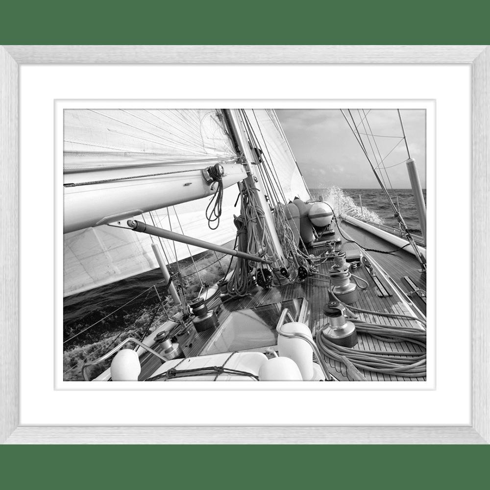 Sailing | Framed Art | Wall Art Gold Coast | Wallpaper | Innovate Interiors