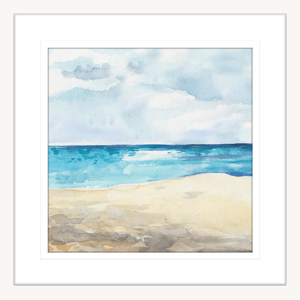 Seascape | Framed Art | Wall Art Gold Coast | Wallpaper | Innovate Interiors