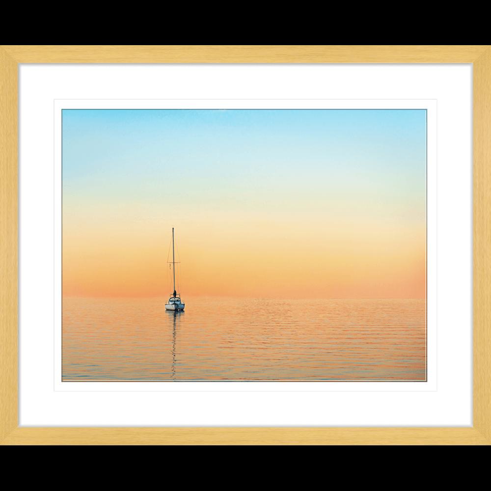 Sunset Serenity | Framed Art | Wall Art Gold Coast | Wallpaper | Innovate Interiors