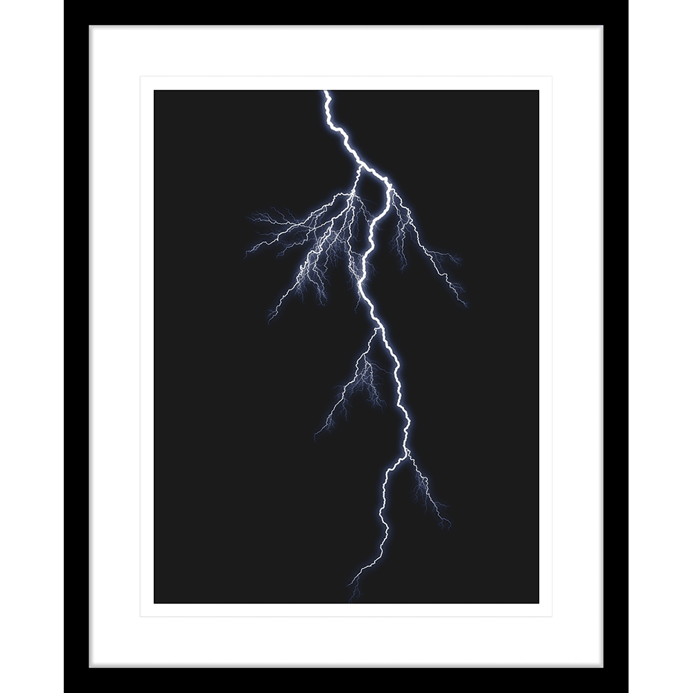 Thunder Storm | Framed Art | Wall Art Gold Coast | Wallpaper | Innovate Interiors