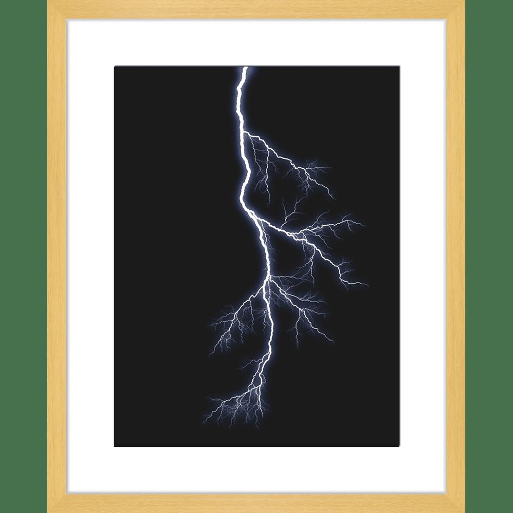 Thunder Storm | Framed Art | Wall Art Gold Coast | Wallpaper | Innovate Interiors