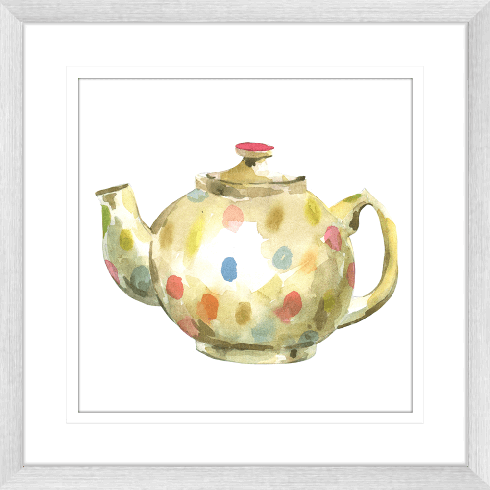 Time for Tea | Framed Art | Wall Art Gold Coast | Wallpaper | Innovate Interiors