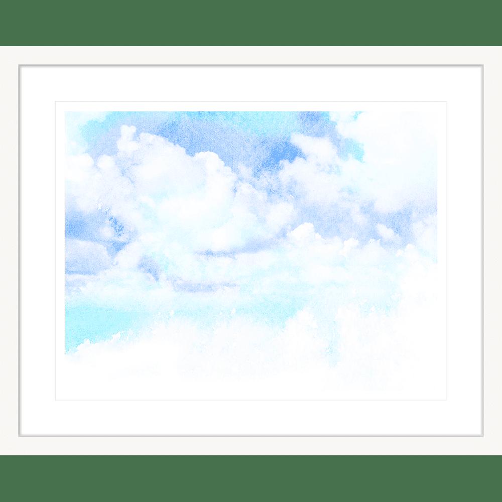 Celestial Clouds | Framed Art | Wall Art Gold Coast | Wallpaper | Innovate Interiors