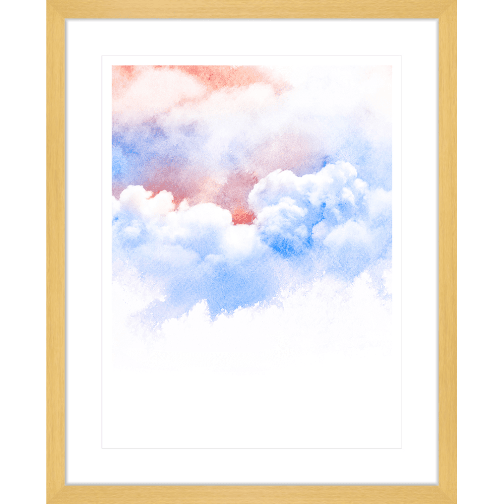 Celestial Clouds | Framed Art | Wall Art Gold Coast | Wallpaper | Innovate Interiors