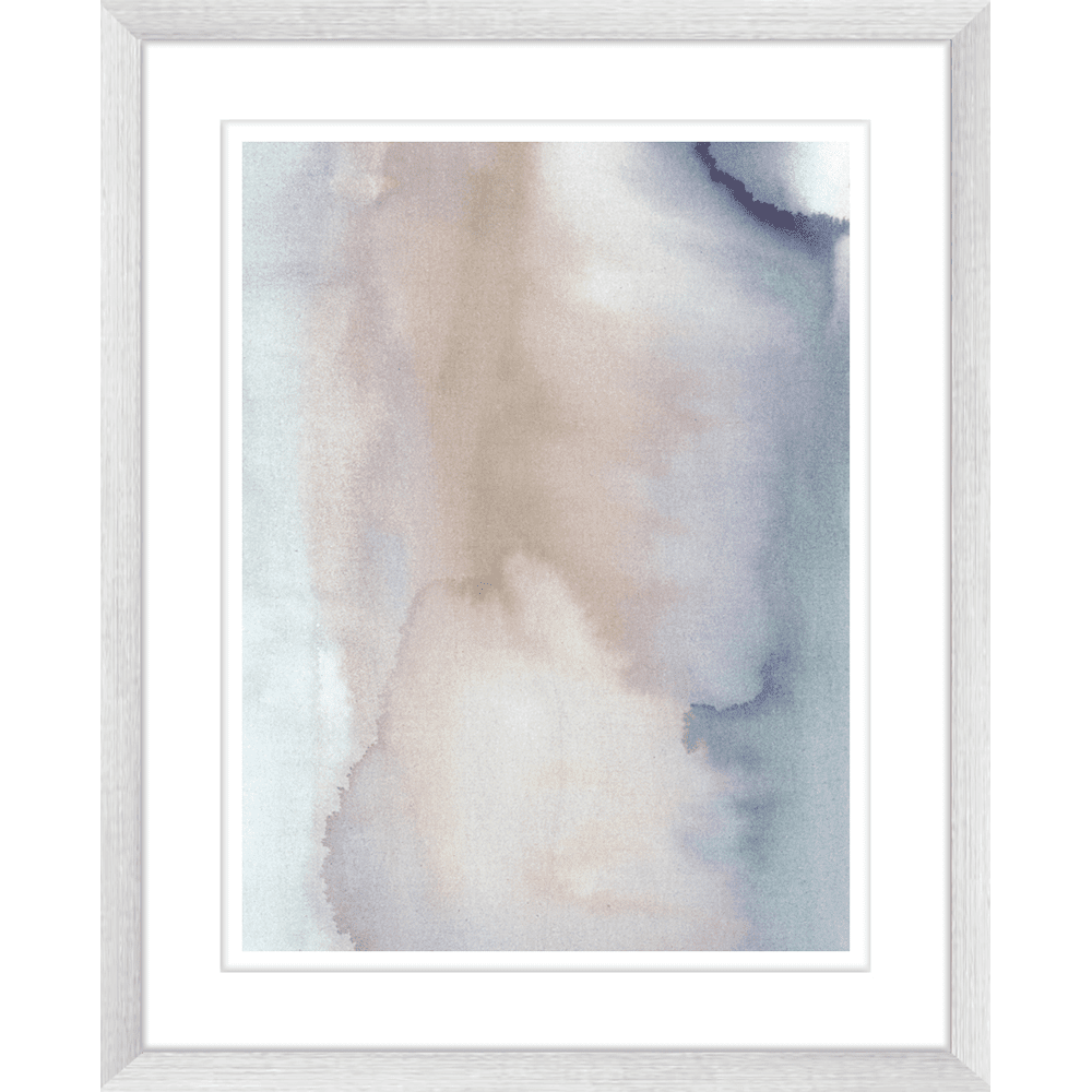 'Heaven and Earth' Watercolour Abstracts | Framed Art | Wall Art Gold Coast | Wallpaper | Innovate Interiors