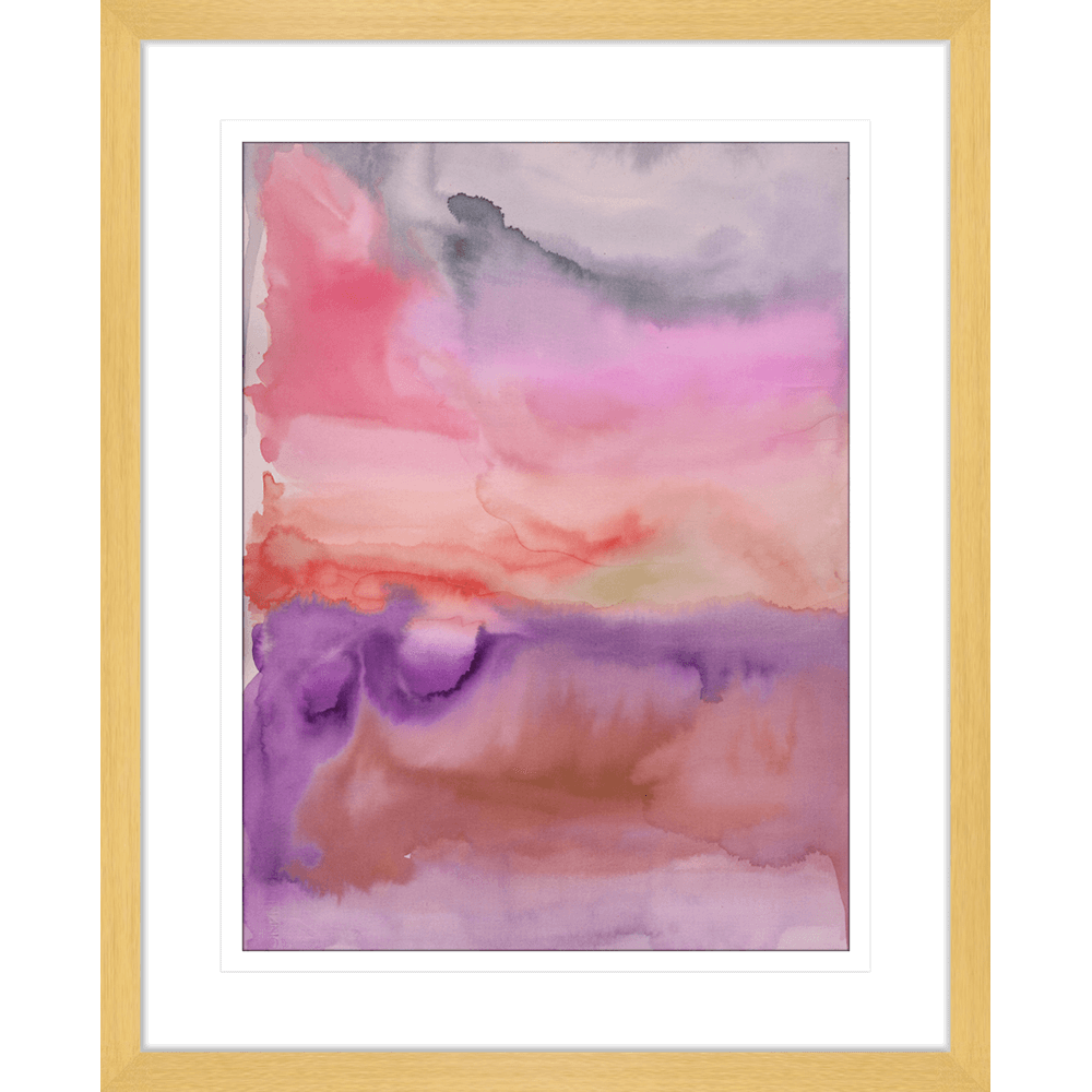 'Sheet Music' Watercolour Abstracts | Framed Art | Wall Art Gold Coast | Wallpaper | Innovate Interiors