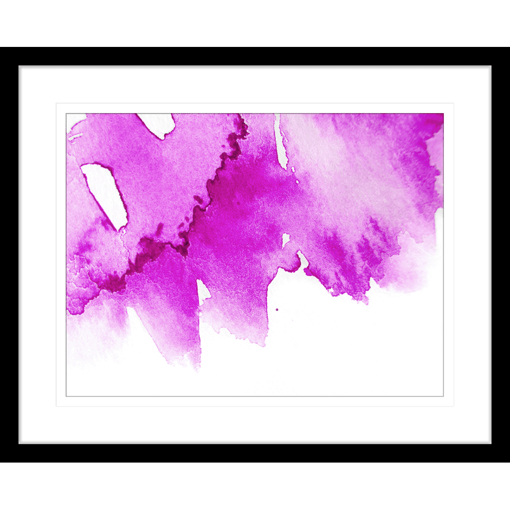 'Sugar Rush' Watercolour Abstracts| Framed Art | Wall Art Gold Coast | Wallpaper | Innovate Interiors