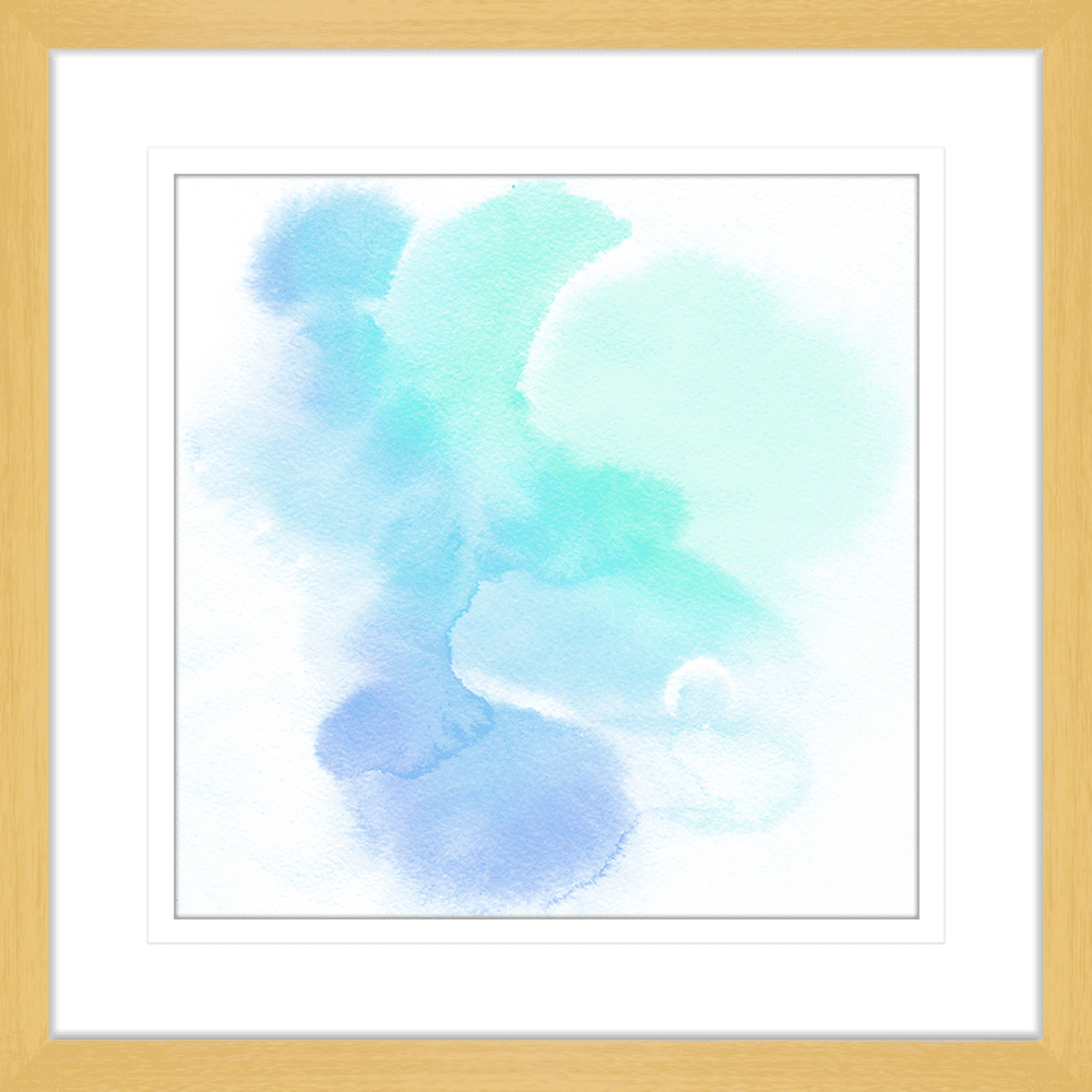 'Fond Memory' Watercolour Abstracts | Framed Art | Wall Art Gold Coast | Wallpaper | Innovate Interiors