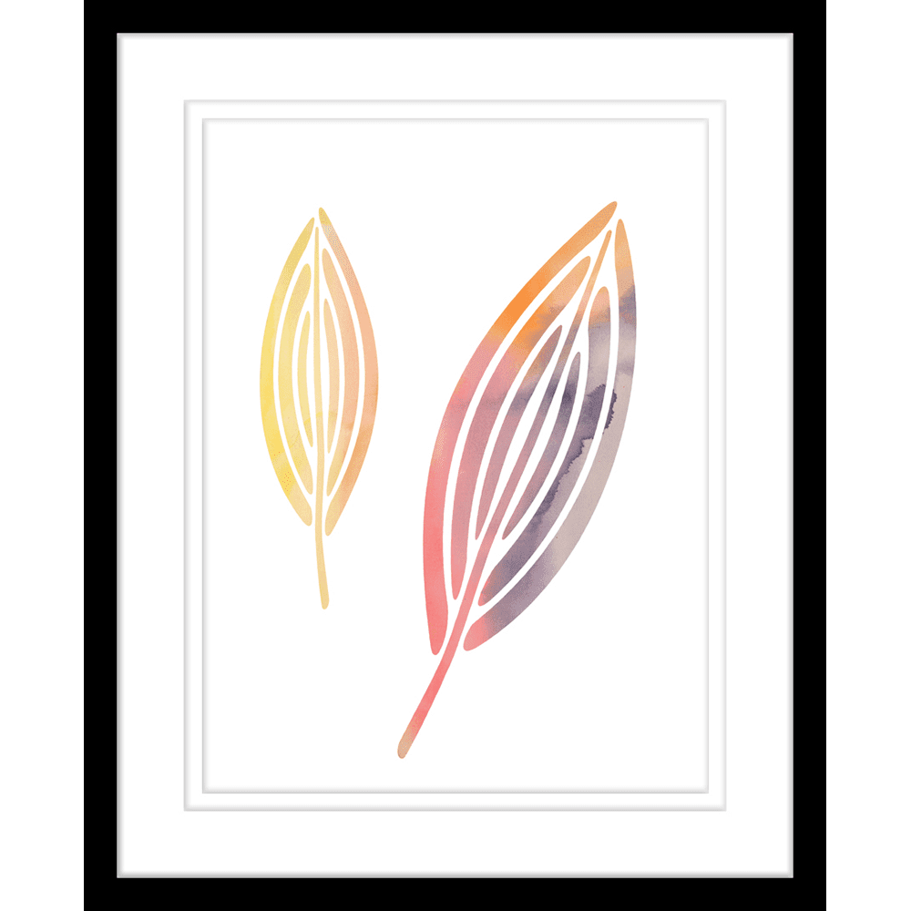 Watercolour Stencils | Framed Art | Wall Art Gold Coast | Wallpaper | Innovate Interiors