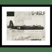 Wings Collage | Framed Art | Wall Art Gold Coast | Wallpaper | Innovate Interiors