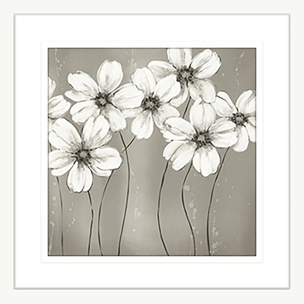 Gray Garden | Framed Art | Wall Art Gold Coast | Wallpaper | Innovate Interiors