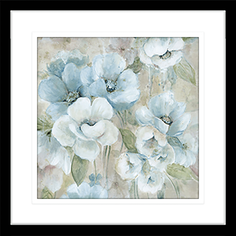 Pastel Garden | Framed Art | Wall Art Gold Coast | Wallpaper | Innovate Interiors