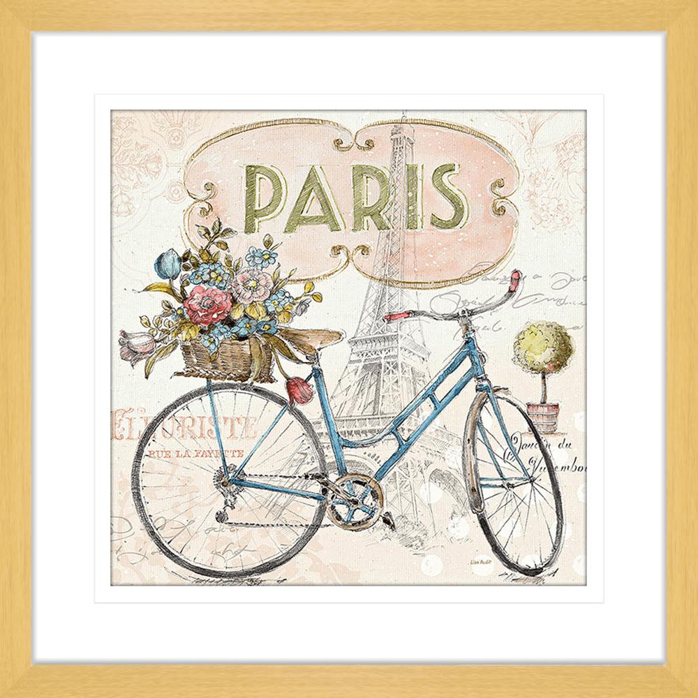 Paris Forever | Framed Art | Wall Art Gold Coast | Wallpaper | Innovate Interiors