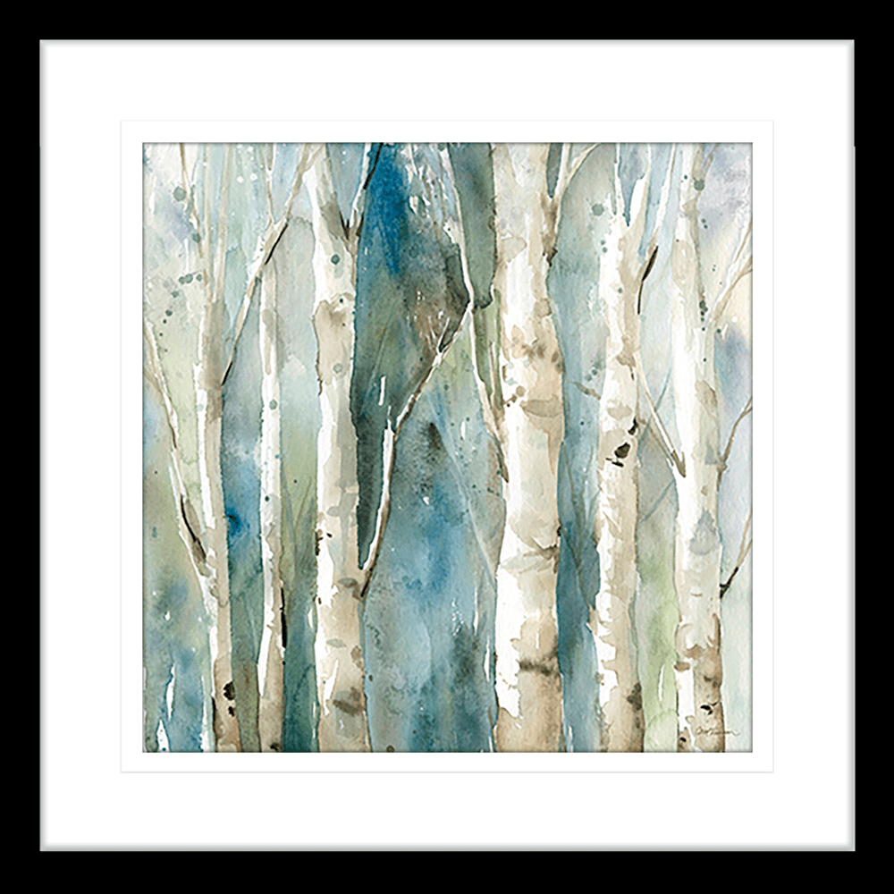 River Birch | Framed Art | Wall Art Gold Coast | Wallpaper | Innovate Interiors