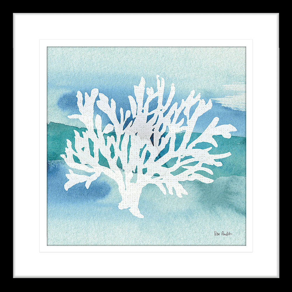 Sea Life Coral | Framed Art | Wall Art Gold Coast | Wallpaper | Innovate Interiors