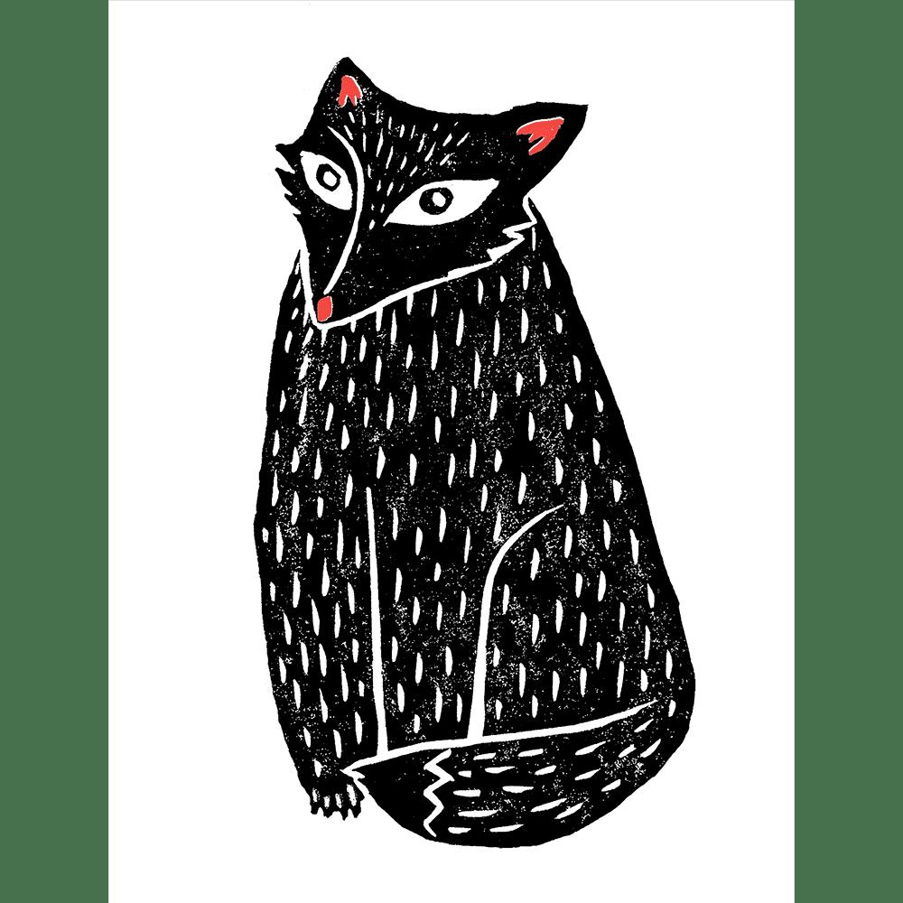 Finnigan & Friends - FINN03 - Stretched Canvas & Paper Print