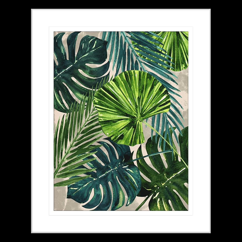 Jungle Fever | Framed Art | Wall Art Gold Coast | Wallpaper | Innovate Interiors