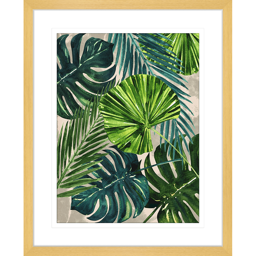 Jungle Fever | Framed Art | Wall Art Gold Coast | Wallpaper | Innovate Interiors