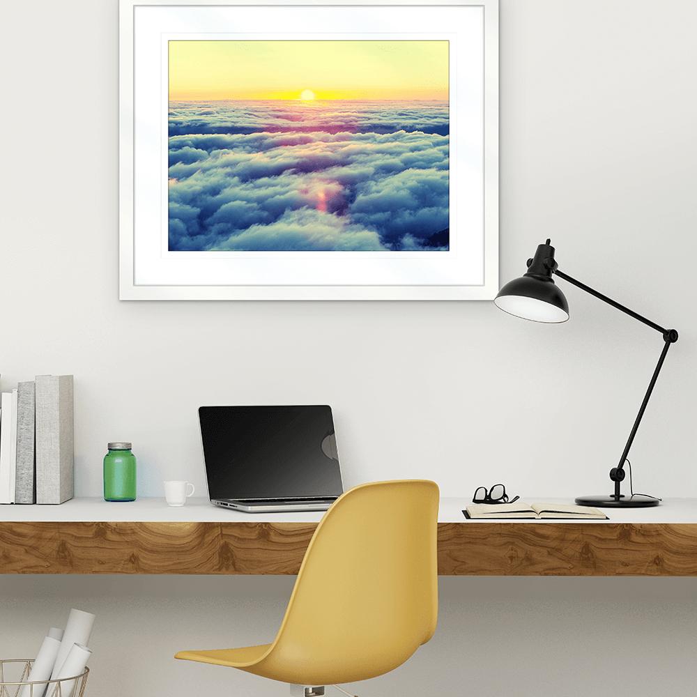 Minds Eye Collection - MINDS03 - Framed Art Print Room