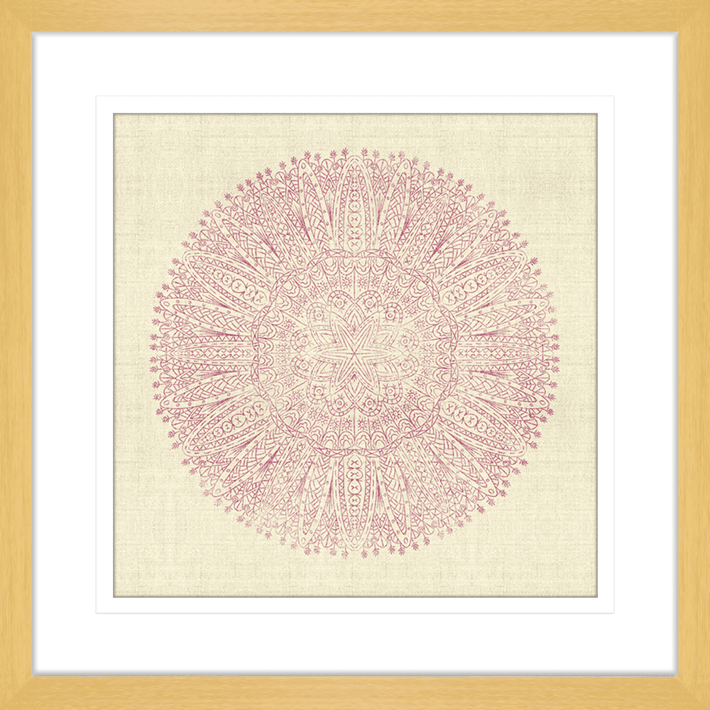 Mudcloth Mandalas | Framed Art | Wall Art Gold Coast | Wallpaper | Innovate Interiors