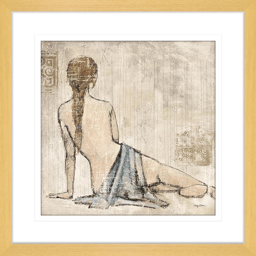 Figure Study | Framed Art | Wall Art Gold Coast | Wallpaper | Innovate Interiors