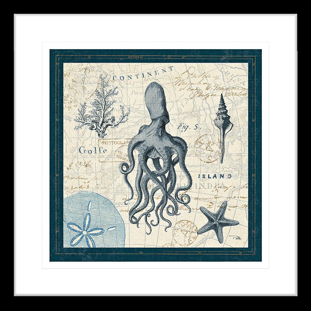 Ocean Life | Framed Art | Wall Art Gold Coast | Wallpaper | Innovate Interiors