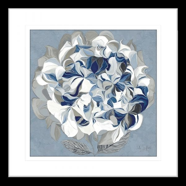 Elegant Hydrangea | Framed Art | Wall Art Gold Coast | Wallpaper | Innovate Interiors