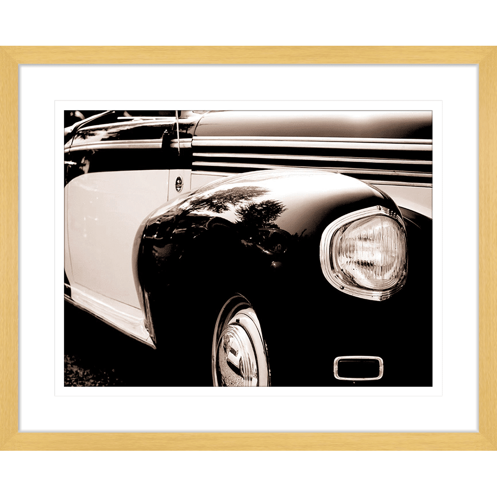 Car Nostalgia | Framed Art | Wall Art Gold Coast | Wallpaper | Innovate Interiors