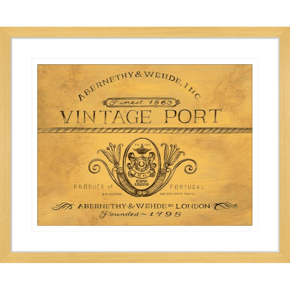 Vintage Liquor | Framed Art | Wall Art Gold Coast | Wallpaper | Innovate Interiors