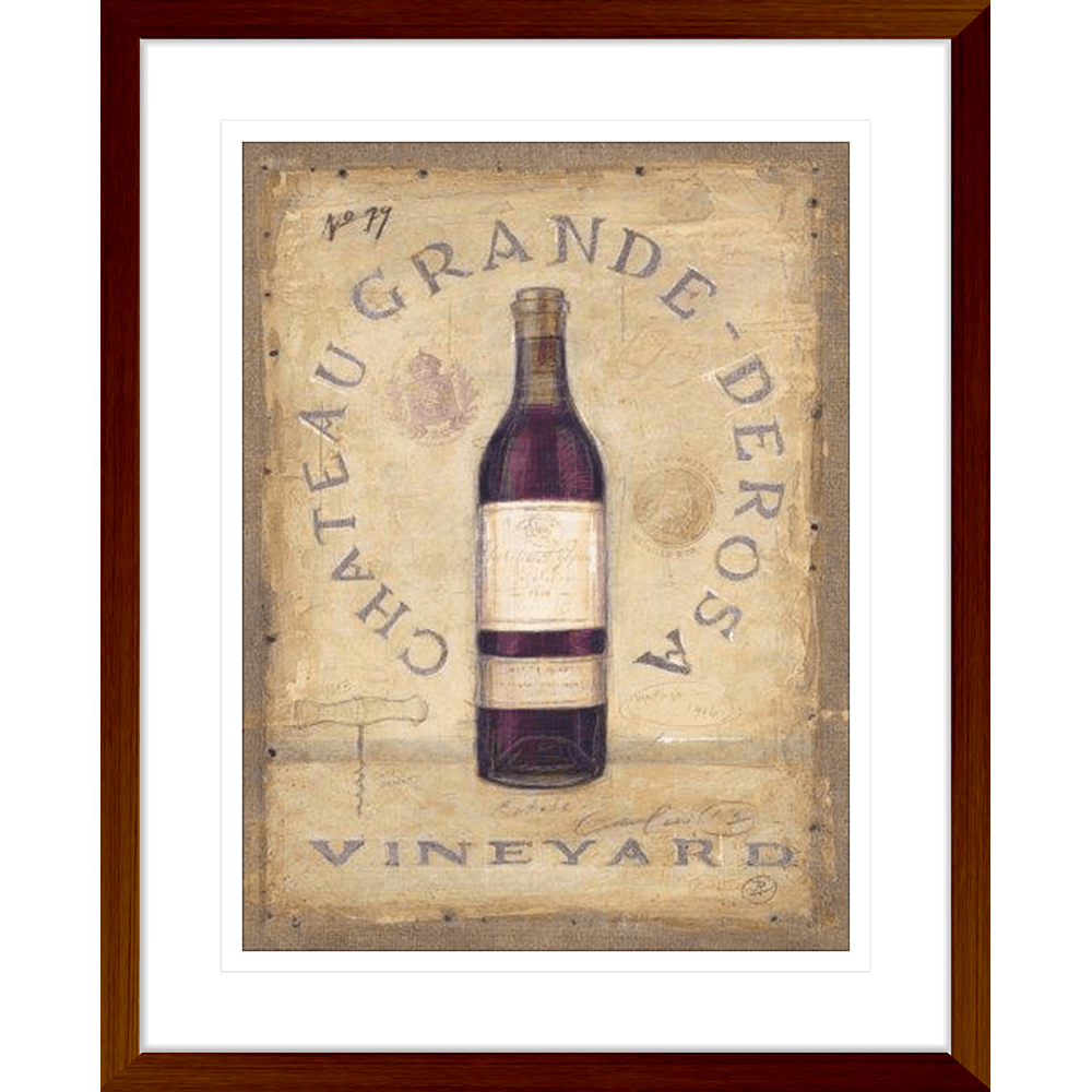 Wine Tasting | Framed Art | Wall Art Gold Coast | Wallpaper | Innovate Interiors