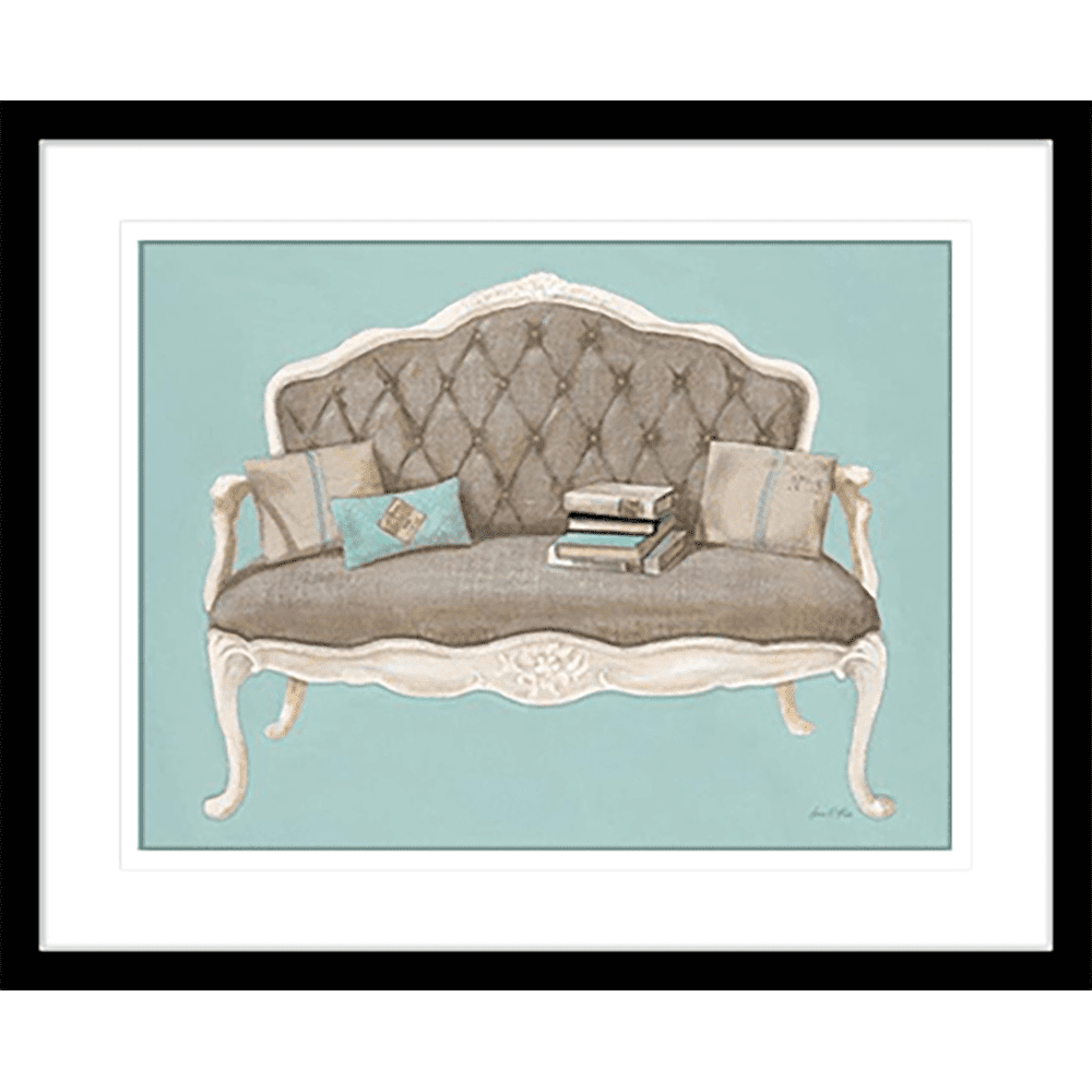 Sitting Room | Framed Art | Wall Art Gold Coast | Wallpaper | Innovate Interiors