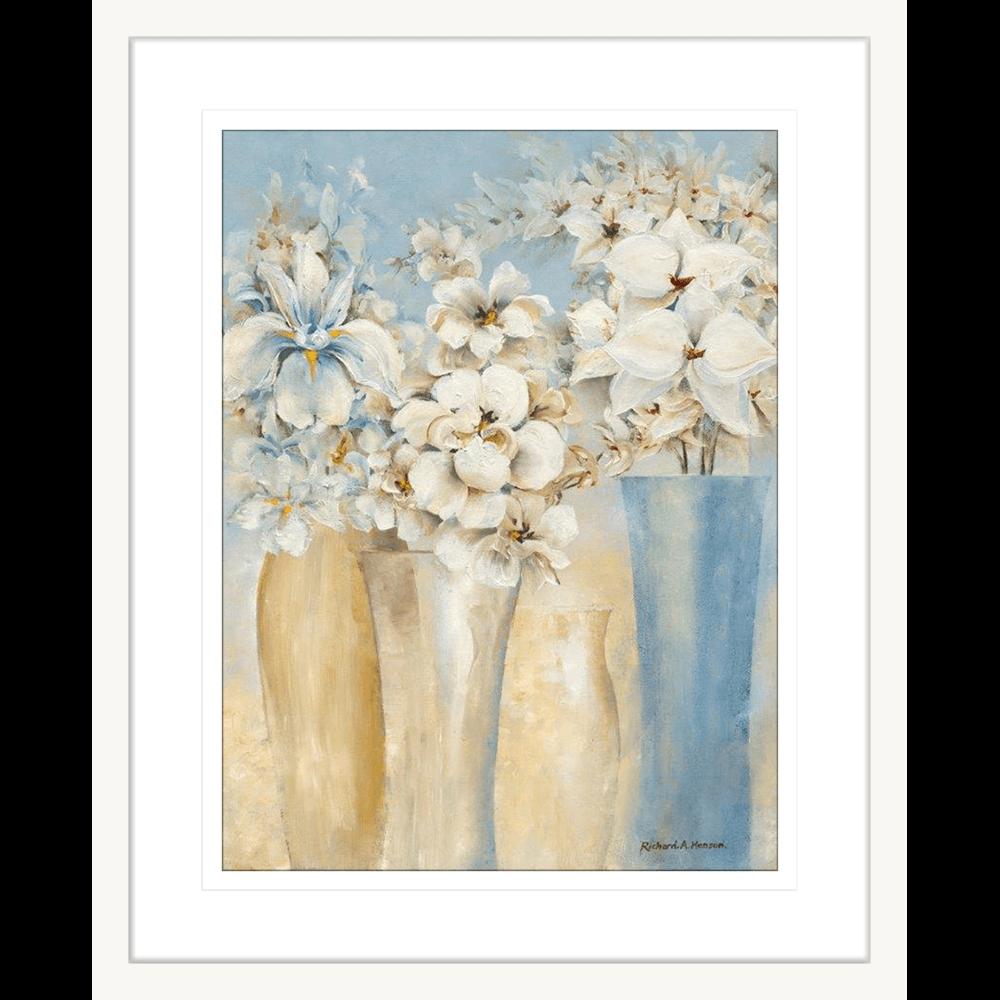 Elegant Bouquets | Framed Art | Wall Art Gold Coast | Wallpaper | Innovate Interiors