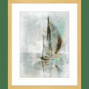 Sailboat | Framed Art | Wall Art Gold Coast | Wallpaper | Innovate Interiors