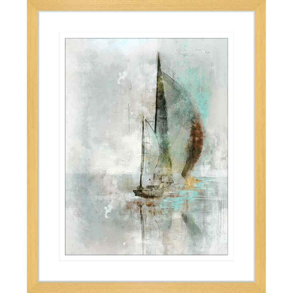 Sailboat | Framed Art | Wall Art Gold Coast | Wallpaper | Innovate Interiors